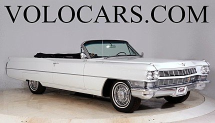 1964 Cadillac De Ville for sale 100766602
